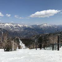 今シーズンラスト? 大雪山黒岳で春スキー