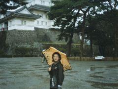 妻と小田原城散策 1999/03/21 (個人記録)