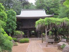 五月連休に新緑の多福寺を訪問