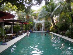 2018APRプノンペン市内散策とバンコク水掛祭り初体験・The Pavilion Hotel宿泊記カンボジアはブティックホテル宝庫でした!