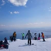 びわ湖バレイスキー場&比叡山延暦寺   H30.2.22&23