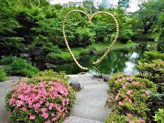 2017年5月 東京3日目 その4 六本木ヒルズに移動 美術展や毛利庭園に行きました。