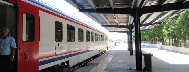 トルコ寝台鉄道の旅 ドグエクスプレス
