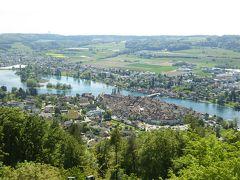 海外一人旅第15段はスイスの魅力に癒される旅 - 2日目(シュタイン・アム・ライン)