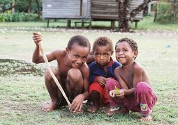 夏休みビーチ旅 2007 パプアニューギニア マダン