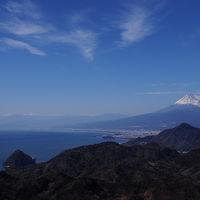 富士の絶景と修善寺梅園
