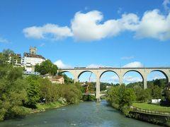 海外一人旅第15段はスイスの魅力に癒される旅 - 3日目(フリブール)