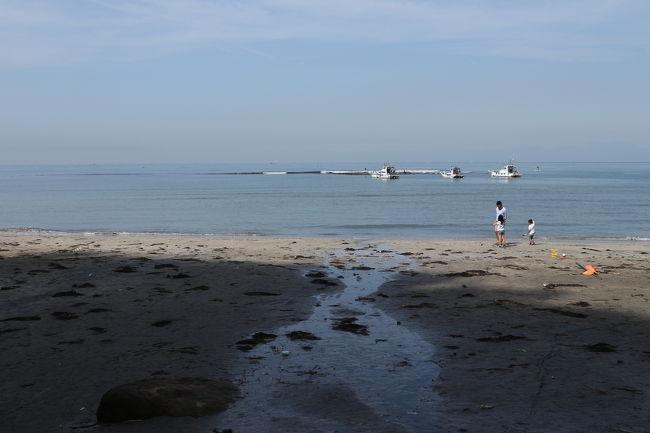 幼馴染との恒例行事、GWのバスツアー。<br />「今年はどこ行く?」<br />「今年はさー、秋にバスにしてアクティブに動かない?」<br />「なら山?」「いや海?」<br />……そんなこんなのやり取りから最終的に海でSAP体験となりました~(°∀°)