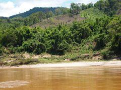 東南アジア一周 Day22:チェンコンからパクベン~スローボートの旅1日目~