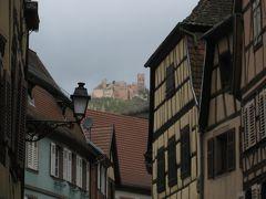 2018年 アルザス・スイス・南ドイツの旅 ②リボーヴィレ