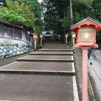 今年のGWも富山!通算9回目になりました!~(2)井波八幡宮と瑞泉寺、夜は銀八鮨!