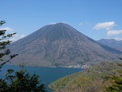 男体山/半月山 開山日の氷点下登山