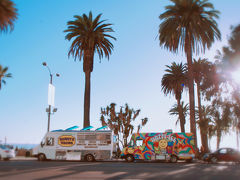 2017NY&LA 家族旅行☆(5)ロサンゼルス市内観光
