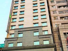 新竹‐3 カールトンホテル新竹(中華館)の朝に ☆朝食は和洋食ビュッフェ式