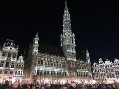 Proost België 2018 1日目#2 (アムステルダム~ブリュッセル#1)