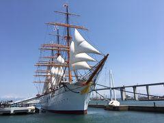 今年もGWは富山!通算9回目になりました!~(5)新湊大橋、帆船海王丸、クロスランドおやべなどを観光!