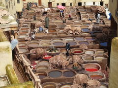 シャム旅中東からモロッコへ(16日目)迷宮都市フェズで迷う編