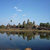 カンボジア・アンコール遺跡群とバンコクの旅 NO.1