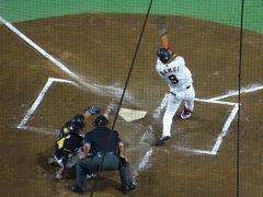 東京ドーム観戦記2018年(1) 巨人vs阪神 亀井大活躍で勝利