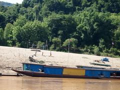 東南アジア一周 Day23:パクベンからルアンパバーン~スローボートの旅2日目~