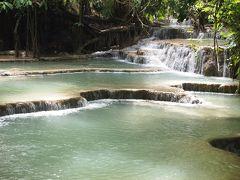 東南アジア一周 Day25:ルアンパバーン~托鉢を拝見してクアンシーの滝ツアーへ~