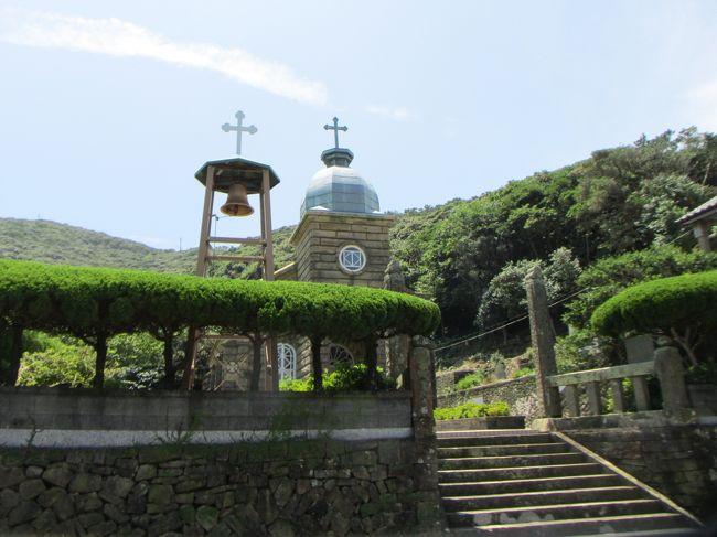 2016年7月に「大阪~下関~上五島~軍艦島周遊~横浜」と巡った4泊5日のJTB・チャータークルーズ「碧彩季航(あおいろきこう)」の3日目~5日目の記録です。いつものとおり、観光の写真より食べ物の写真がずっと多数ですが。なお、初日と2日目の記録は「その1」でレポートしてあります。<br /><br />●にっぽん丸 下関・上五島・軍艦島クルーズ2016 - その1<br />https://4travel.jp/travelogue/11355259