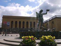今年のGWは北欧のスウェーデンへ その3 ヨーテボリの観光名所を歩きまわろう