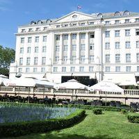 Croatia前半 ザグレブ 宿泊はエスプラネードザグレブホテル(・ω・)/♪