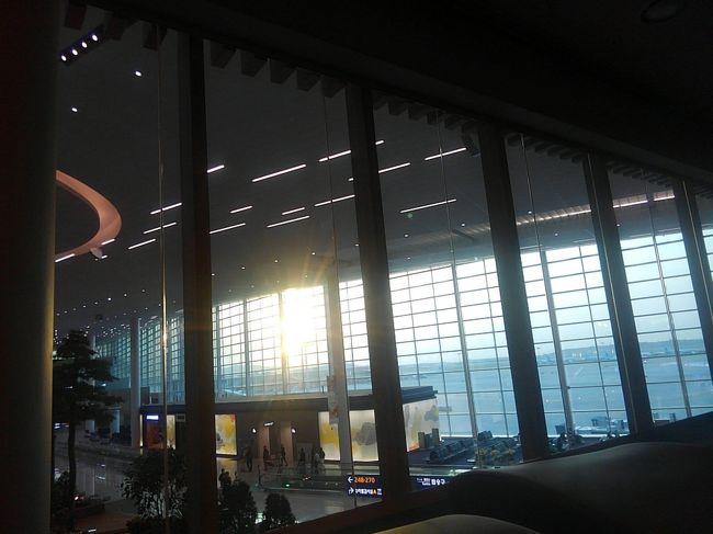 子連れ空港泊! 仁川ターミナル2 8時間(往路)+24時間(復路)