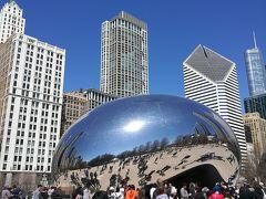 初めてのシカゴ&2度目のニューヨーク(シカゴ編)
