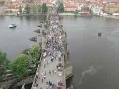 中欧一人旅☆プラハ2日目 世界遺産の街並みカレル橋&旧市街散策