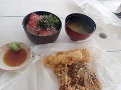 秋の沖縄(3)残波岬でダイビング&海人食堂