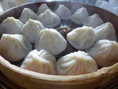 4歳娘を連れてGW上海+黄山4日間の旅1-南翔老街で本場の小籠包を食す