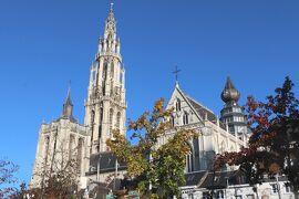 秋色のベルギーひとり旅(2)《アントワープ》ルーベンスの名画に逢いに☆Antwerpen