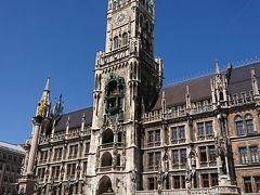 ドイツ・ベルギー旅行 1日目(個人旅行)