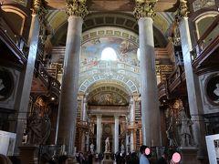 ウィーン、マルタ島、ローマ旅 2018<6>「王宮」&「国立図書館プルンクザール」観光編