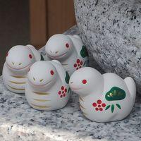 上神明天祖神社 東京福めぐり② 白蛇様が祀られた弁財天が有名な神社さん