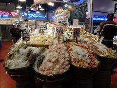 2018年ゴールデンウィーク 初めてのシアトル パイクプレイスマーケットで海の幸を堪能(シアトル1日目)