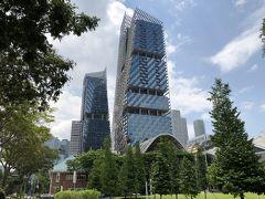 プラチナチャレンジ⑤JWマリオットシンガポール