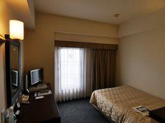 春季キャンプを訪ねる沖縄3泊 ホテルブライオン那覇 スタンダードシングル 禁煙室