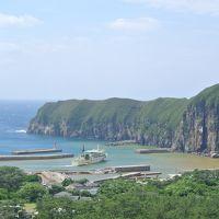 鹿児島県の方の硫黄島に上陸することすら大変だった件