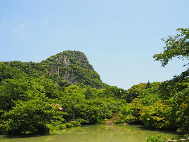GWはずっと仕事だったんで、2日休み取ってお隣佐賀に小旅行。<br />武雄、鹿島、嬉野と西の方をブラブラして温泉浸かる旅です。<br />
