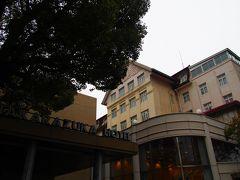 誕生日祝いを宝塚ホテルで