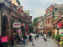 台湾北投温泉と老街をめぐる旅3日目:大渓・三峽老街と士林夜市