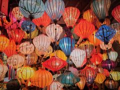 2018GW ベトナム旅行 �ホイアンのランタン祭り