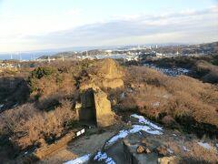 月例登山報告/三浦半島「鷹取山・その2.鷹取山を登頂!2時間のプチハイク。