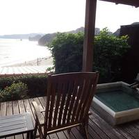 伊豆下田温泉旅(4)下田大和館のオーシャンビュー露天風呂付客室でほっこり