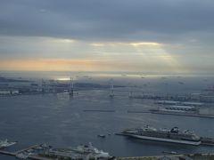 春の優雅な横浜♪ Vol.5 横浜ロイヤルパークホテル クラブ・ザ・ランドマークフロアの朝食♪