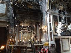 フィレンツェ 素敵なのに無料で入れる教会・タベルナコロ