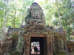 カンボジア旅行記(3)シェムリアップでタ・プローム、ロリュオス遺跡群へトゥクトゥク貸切で回る